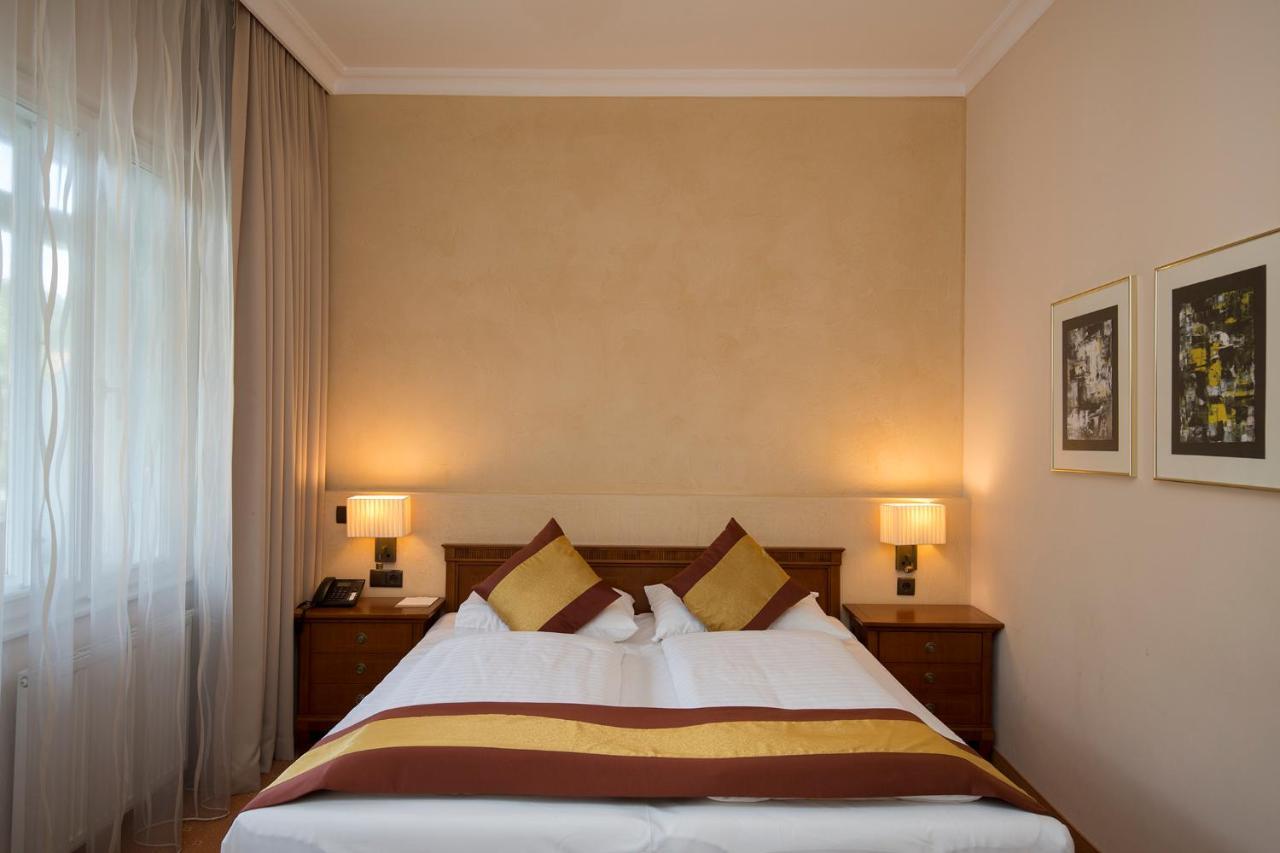 Отель  Hotel Sacher Baden  - отзывы Booking