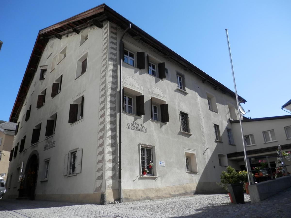 Отель  Palazzo Mysanus Samedan  - отзывы Booking