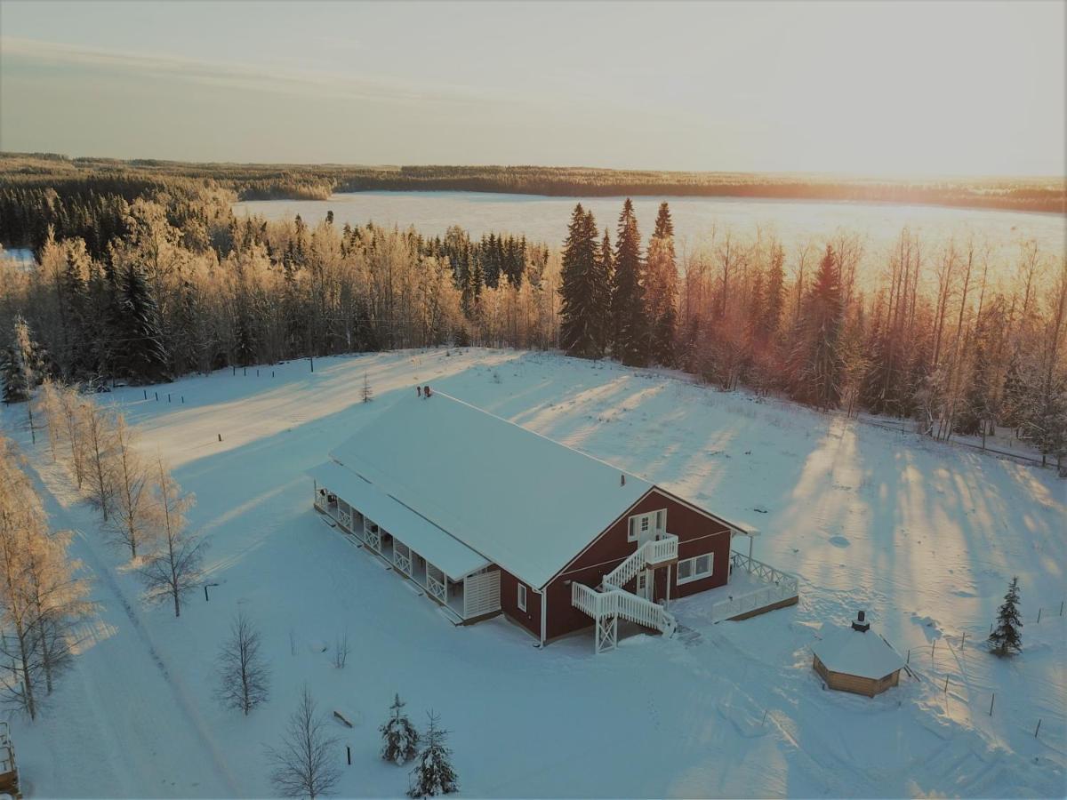 Фермерский дом  Valkeisen Loma  - отзывы Booking