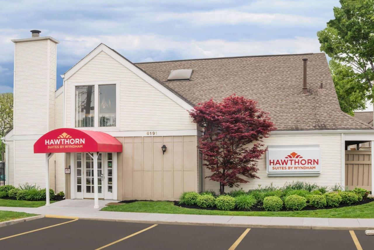 Отель  Отель  Hawthorn Suites By Wyndham Columbus North