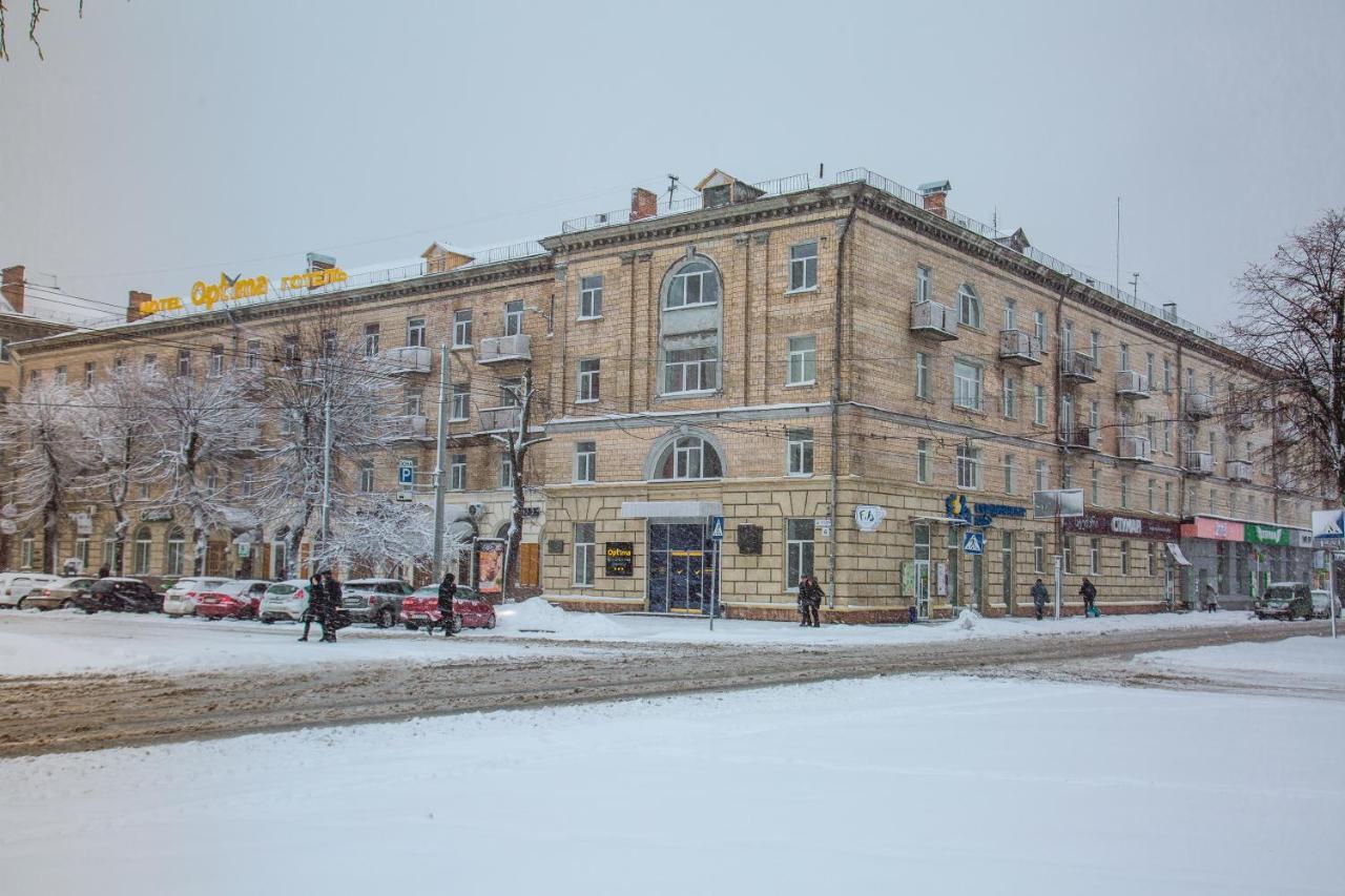 Отель  Optima Cherkasy Hotel   - отзывы Booking