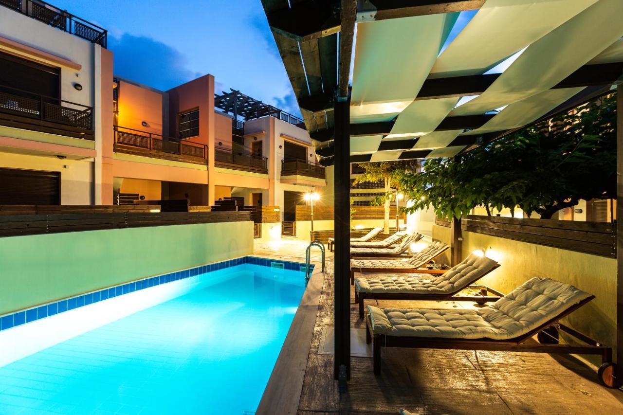 Отель  Cretan Royalty  - отзывы Booking
