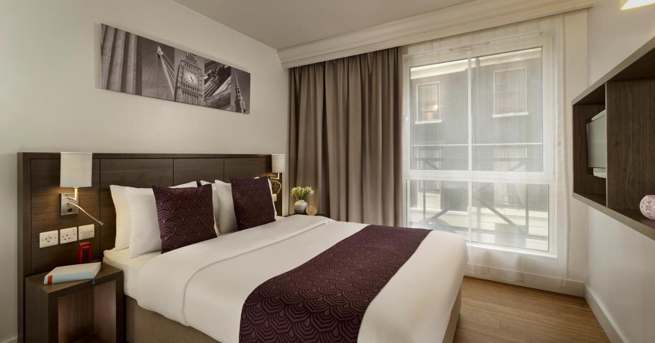 Апарт-отель  Citadines Trafalgar Square