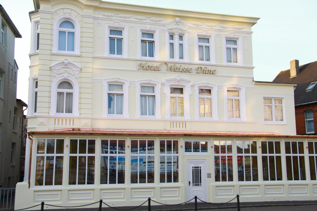 Отель  Hotel Weisse Düne
