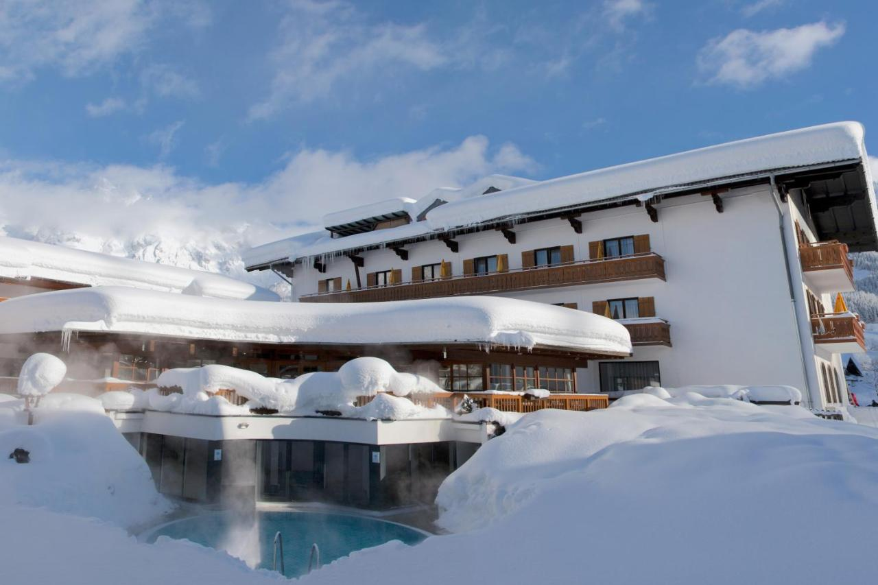 Курортный отель  Gut Wenghof - Family Resort Werfenweng