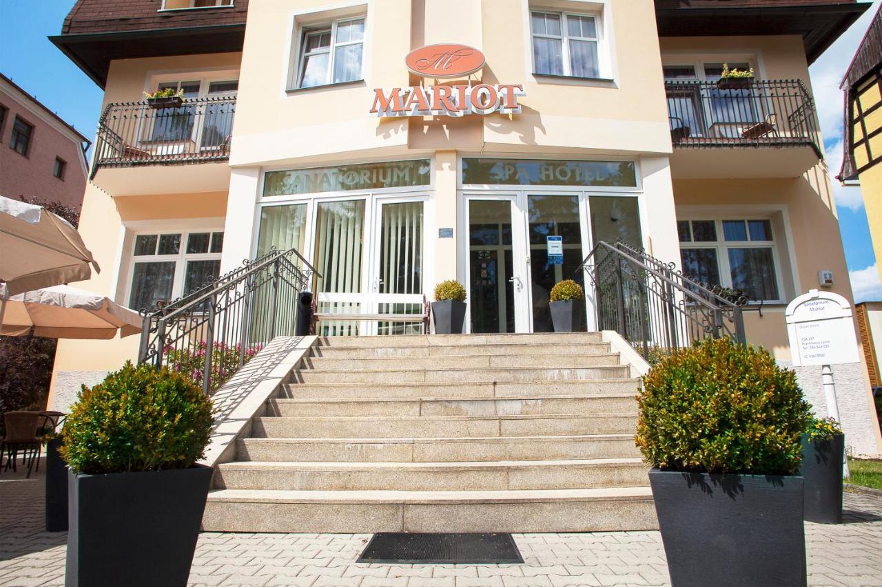 Отель  Hotel Sanatorium Mariot