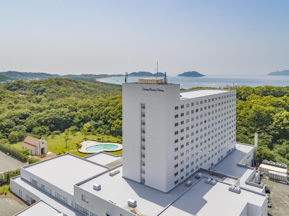 Курортный отель  Курортный отель  Royal Hotel Munakata