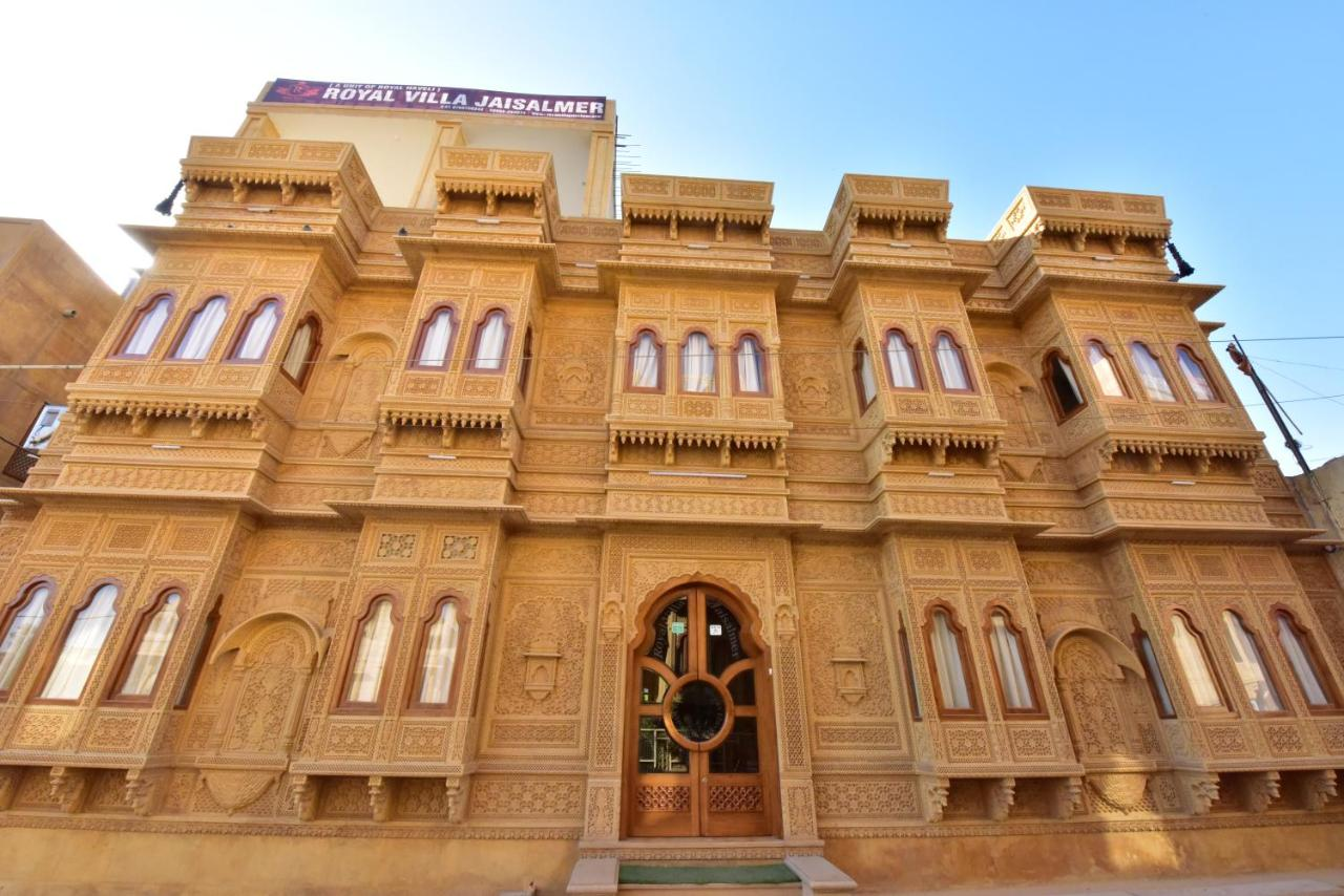 Отель  Royal Villa Jaisalmer  - отзывы Booking
