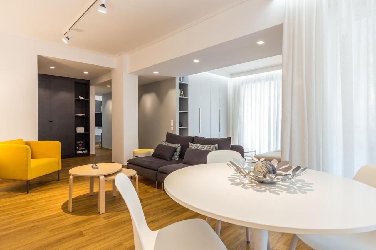 Апартаменты/квартира  Elegant Apartment W Great Balcony In Vouliagmeni