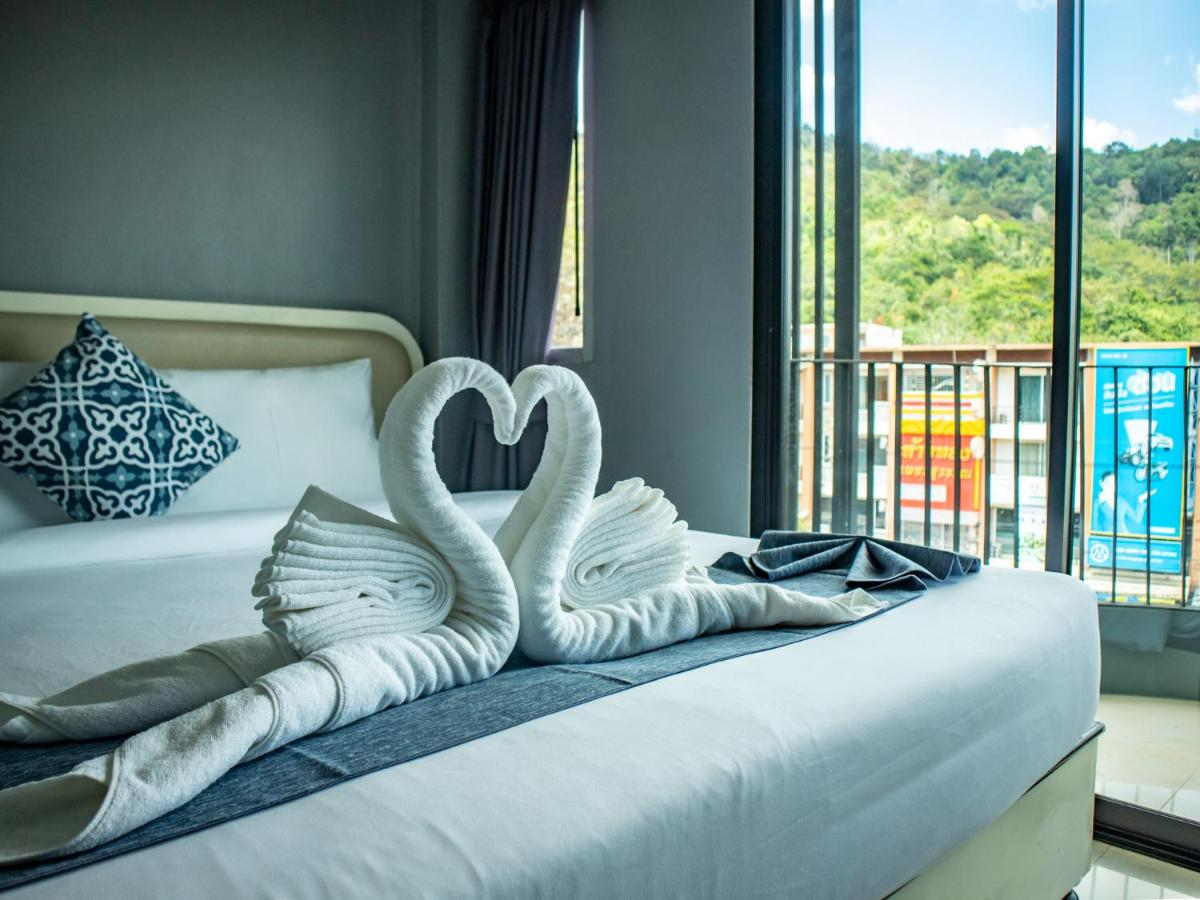 Отель  The Moon Night Ao Nang Hotel  - отзывы Booking