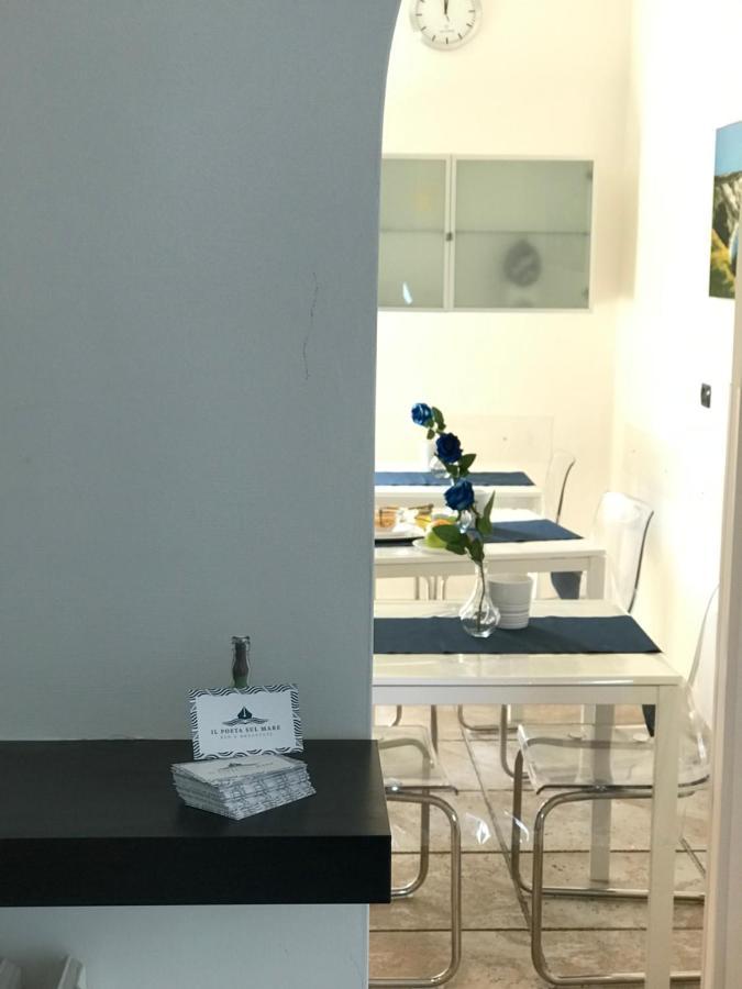 Отель типа «постель и завтрак»  Отель типа «постель и завтрак»  B&B Il Poeta Sul Mare