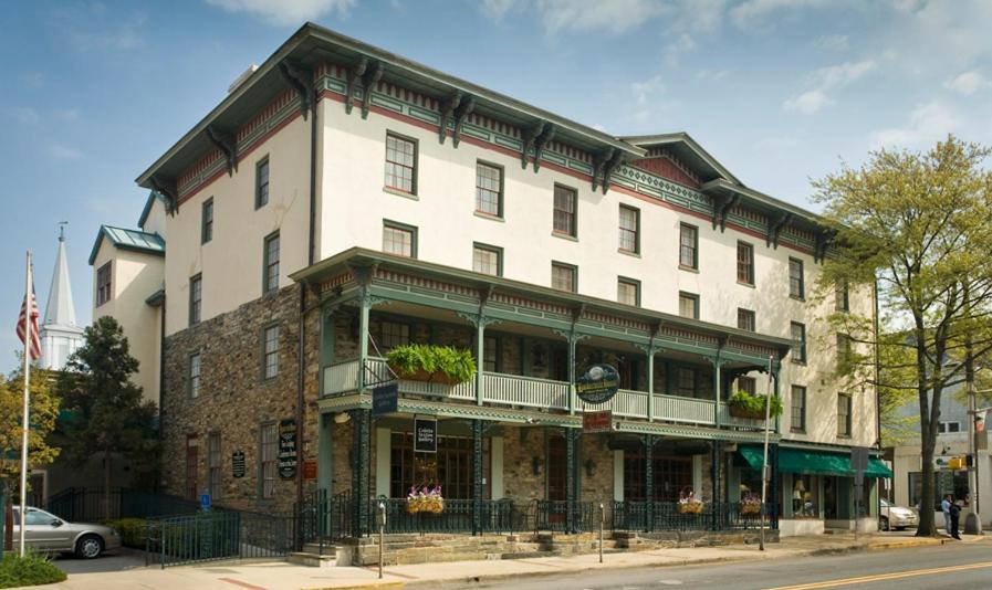 Фото Отель Lambertville House
