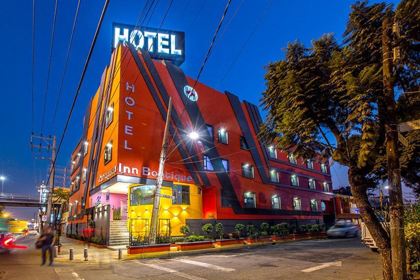 Мотель  HOTEL ZARAGOZA INN BOUTIQUE  - отзывы Booking