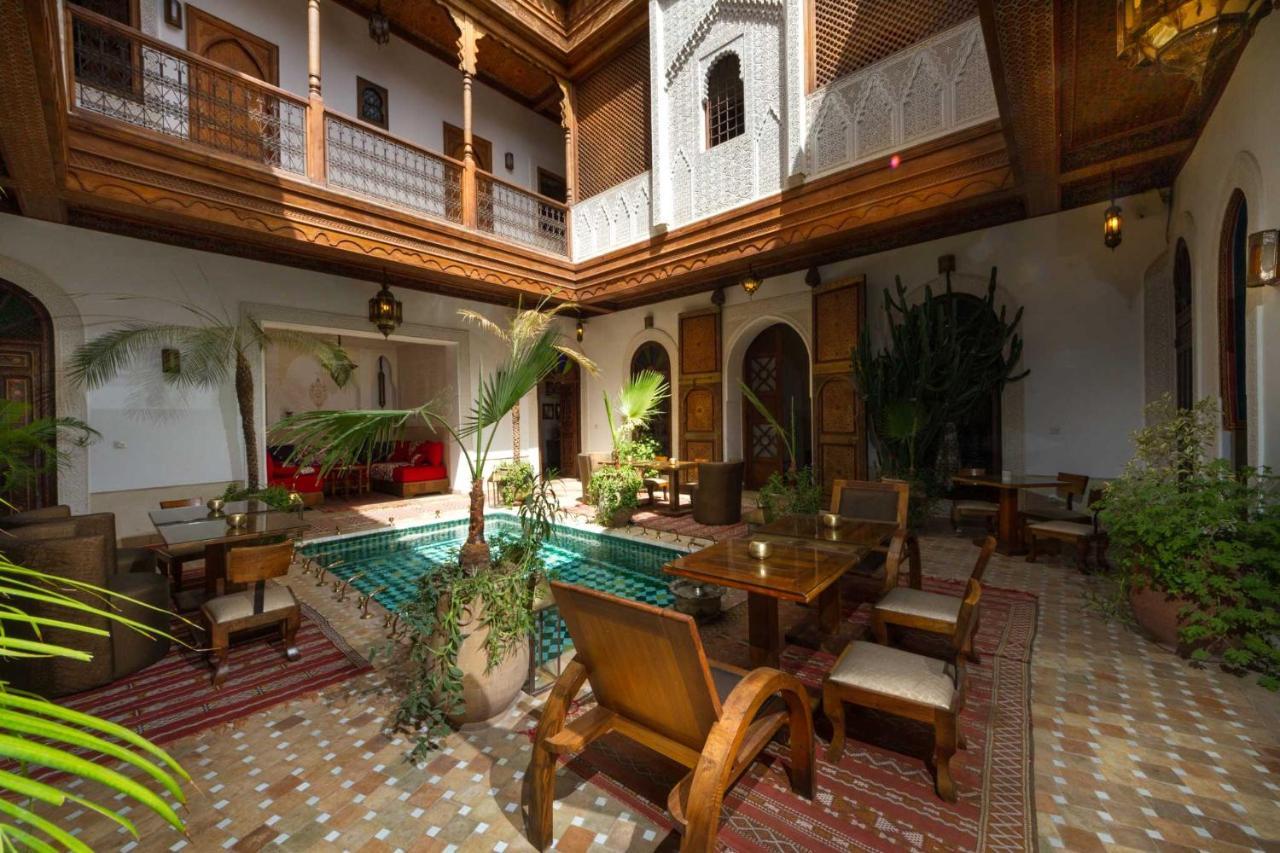 Риад Riad Melhoun & Spa - отзывы Booking
