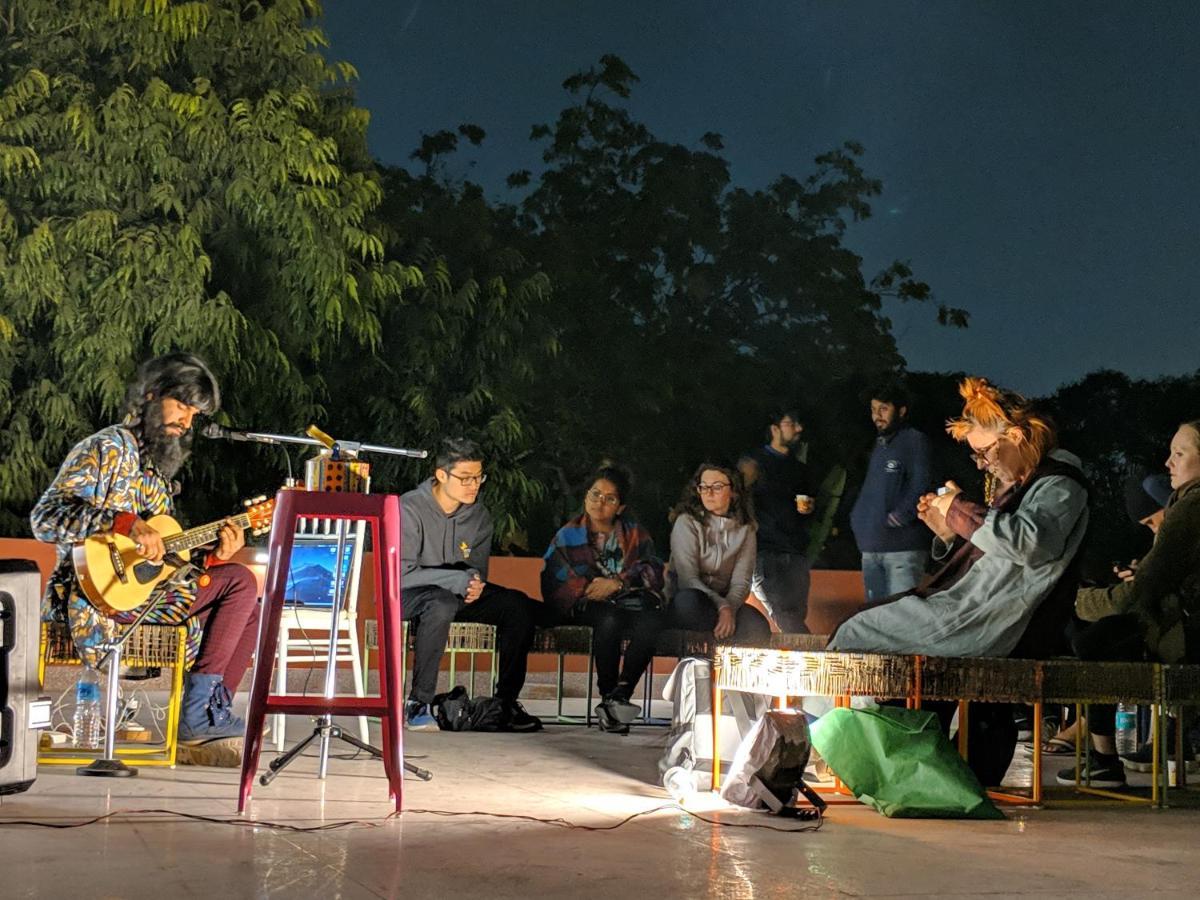Хостел  Jaipur Jantar Hostel  - отзывы Booking
