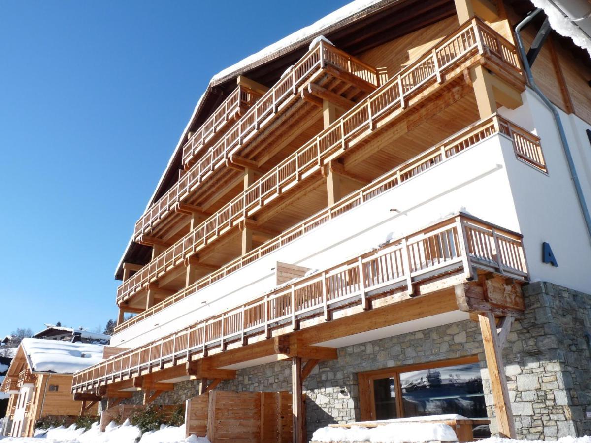 Апарт-отель  TERRESENS - Les Fermes du Mont-Blanc  - отзывы Booking