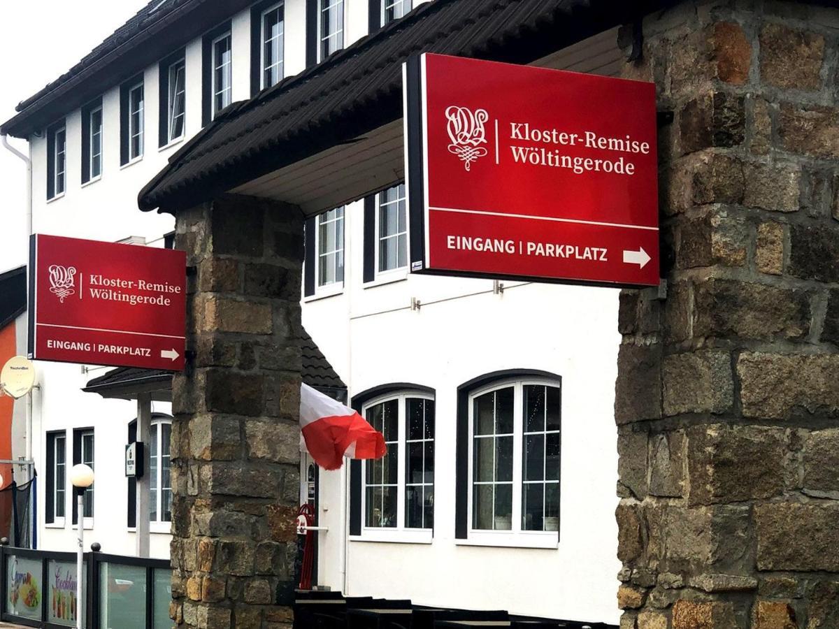 Отель Kloster-Remise Wöltingerode - отзывы Booking