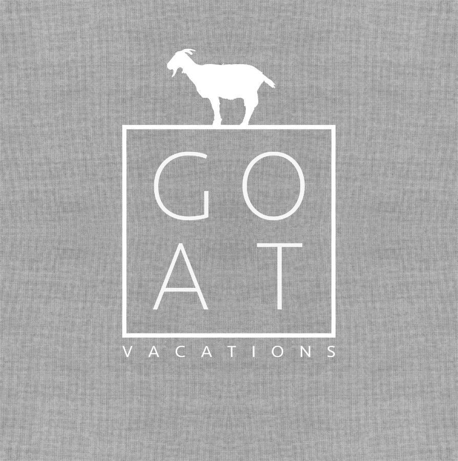 Goat vacations, Rodia, Greece
