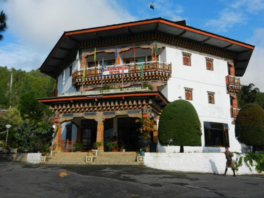 Фото  Отель  Hotel Zangto Pelri