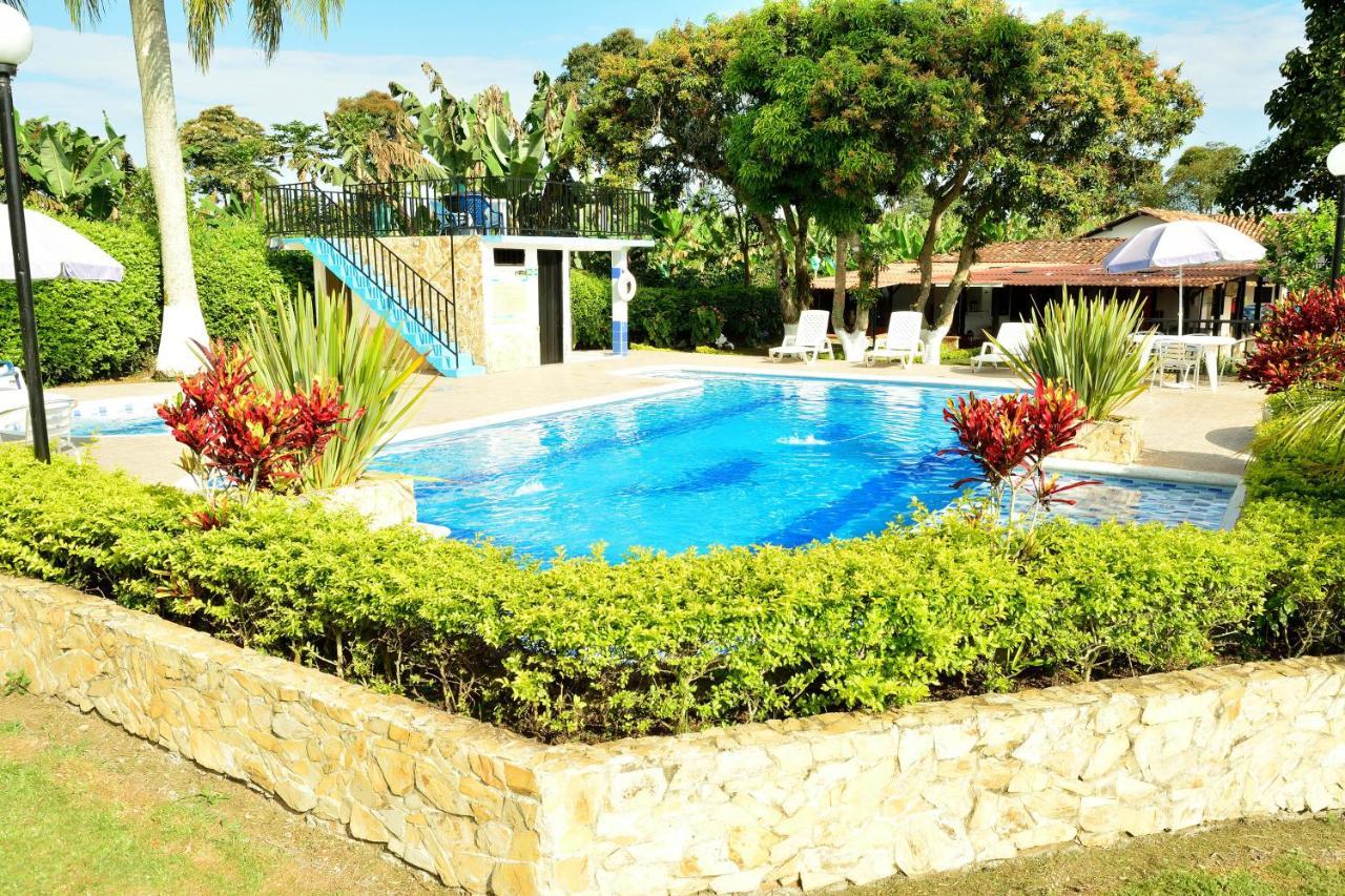 Отель Finca Hotel San Fernando Quimbaya