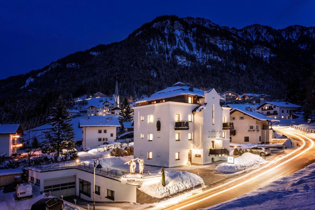Апарт-отель  Alpin Sport  - отзывы Booking