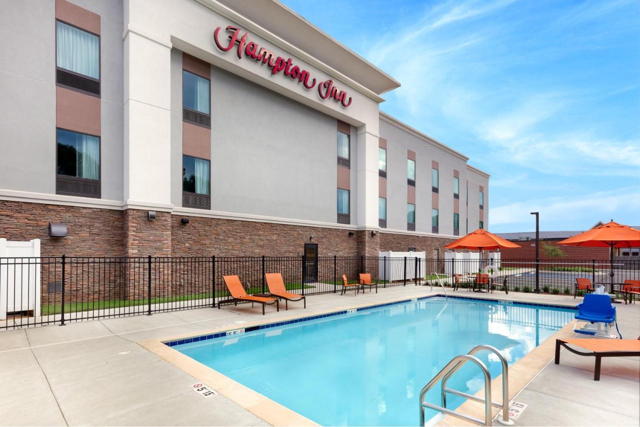 Отель  Hampton Inn Wetumpka  - отзывы Booking