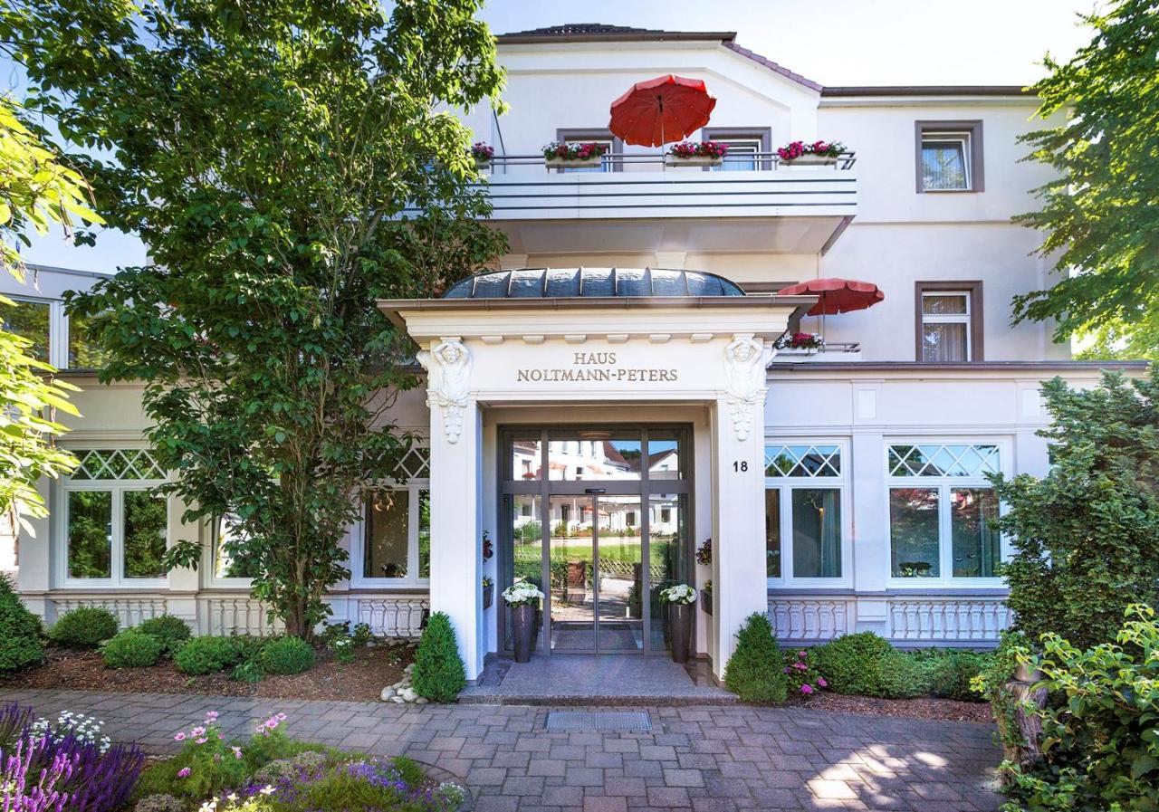 Отель  Hotel Noltmann-Peters  - отзывы Booking