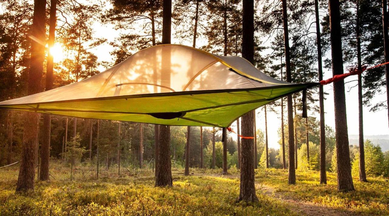 Фото  Люкс-шатер  Tentsile Camp Hiidenvesi