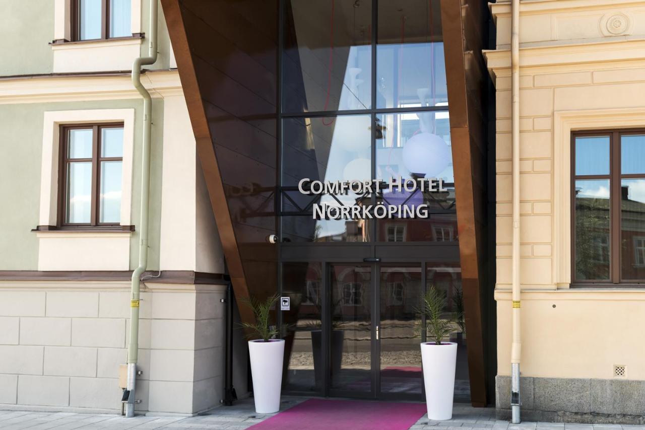 Отель  Comfort Hotel Norrköping