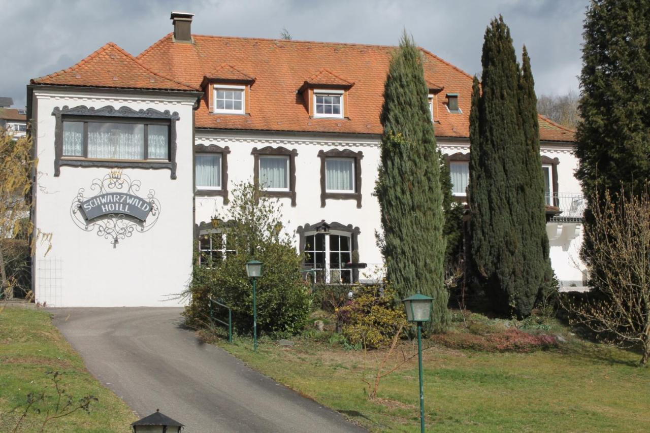 Мини-гостиница  Schwarzwaldhotel / Wolfach
