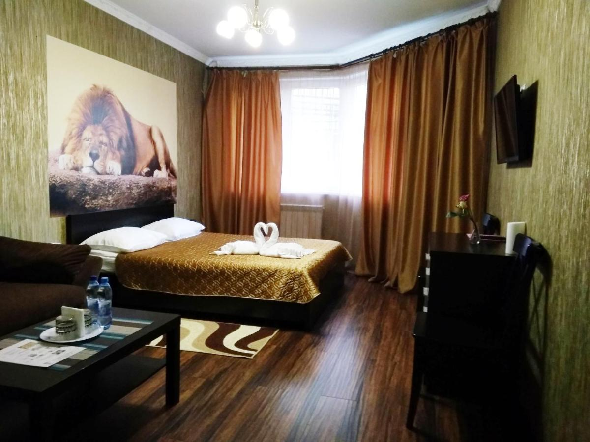 Отель Мини Отель Уют - отзывы Booking