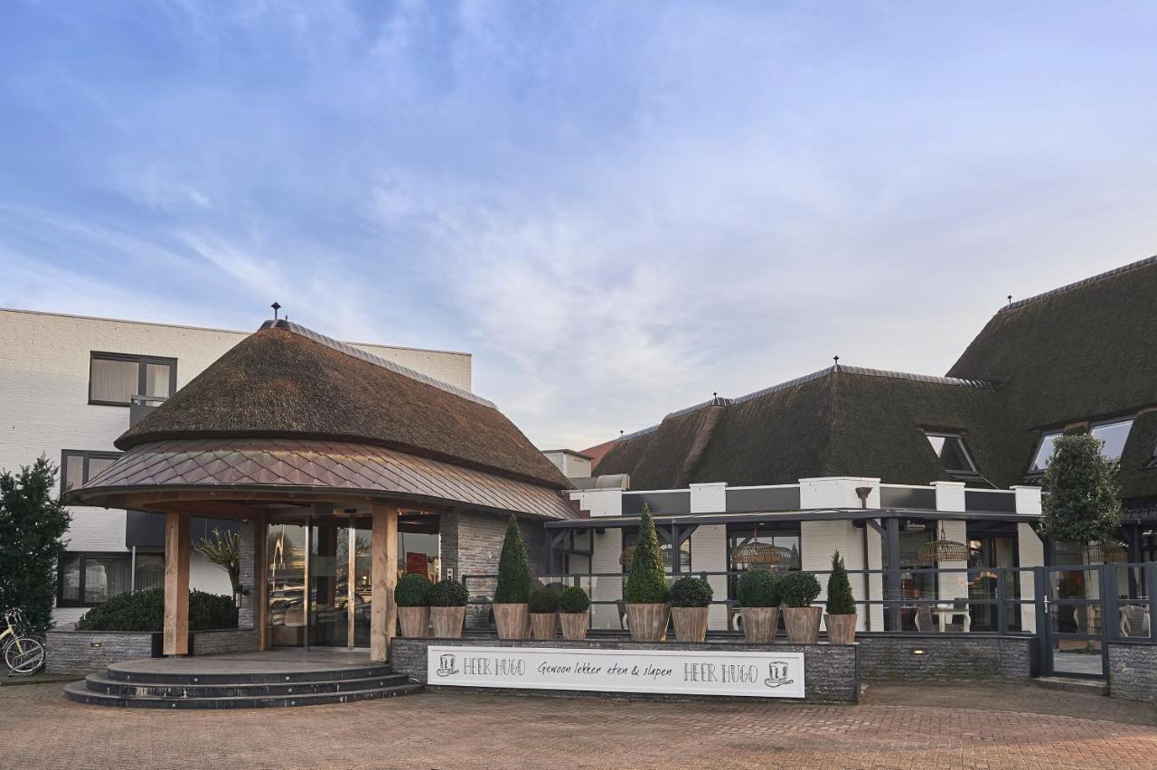 Отель  Hotel Heer Hugo  - отзывы Booking