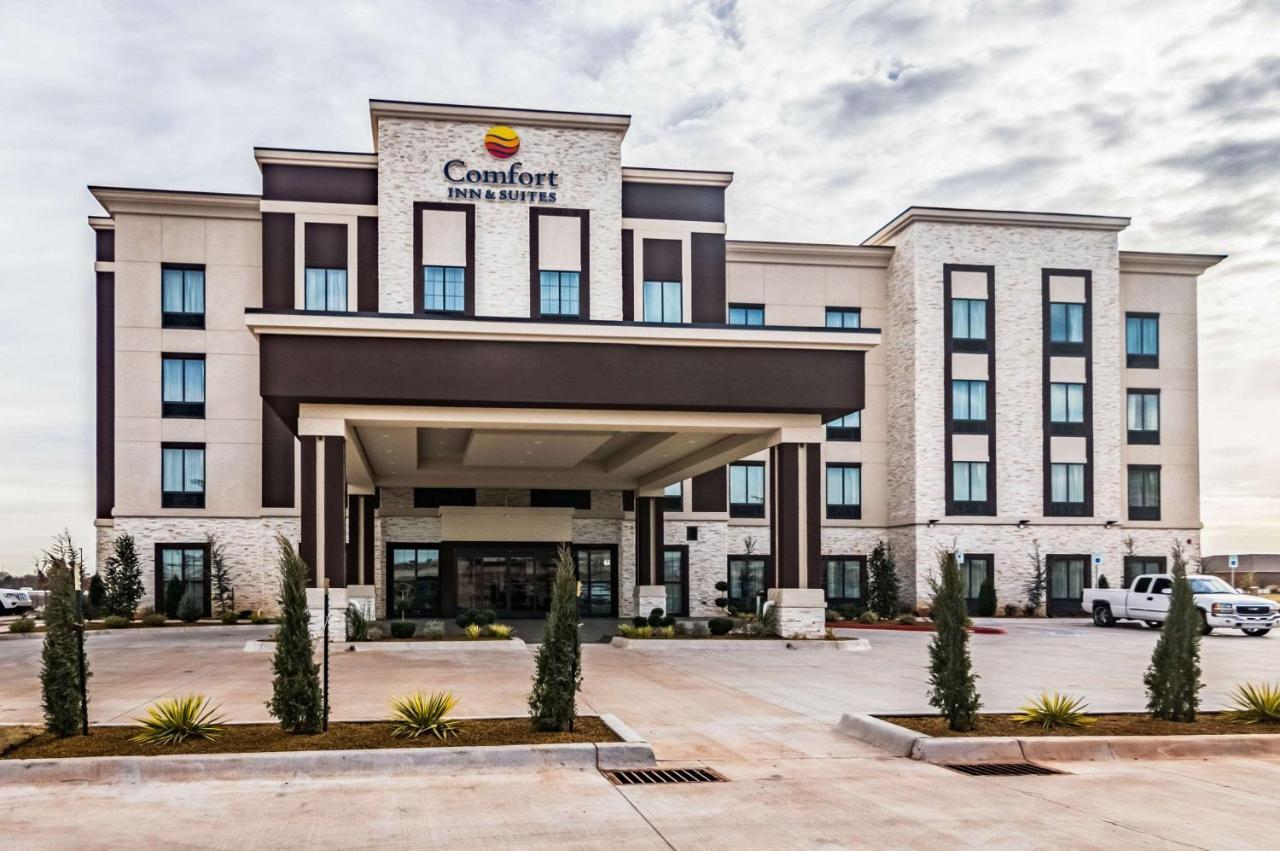 Отель Comfort Inn & Suites Oklahoma City
