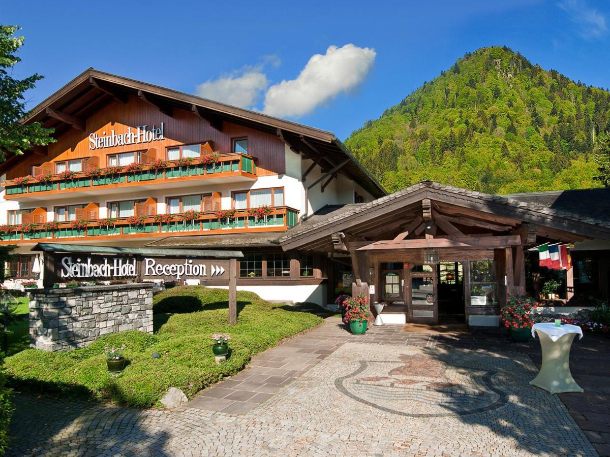 Фото  Отель  Steinbach-Hotel