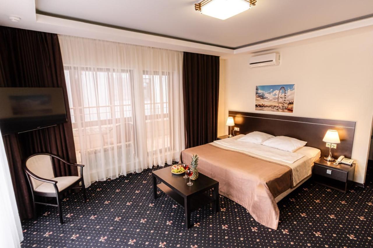 Отель  Интер Отель