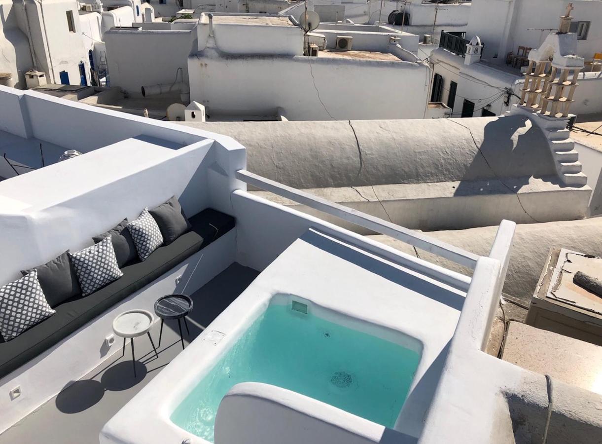 Вилла  Roofs Of Chora  - отзывы Booking