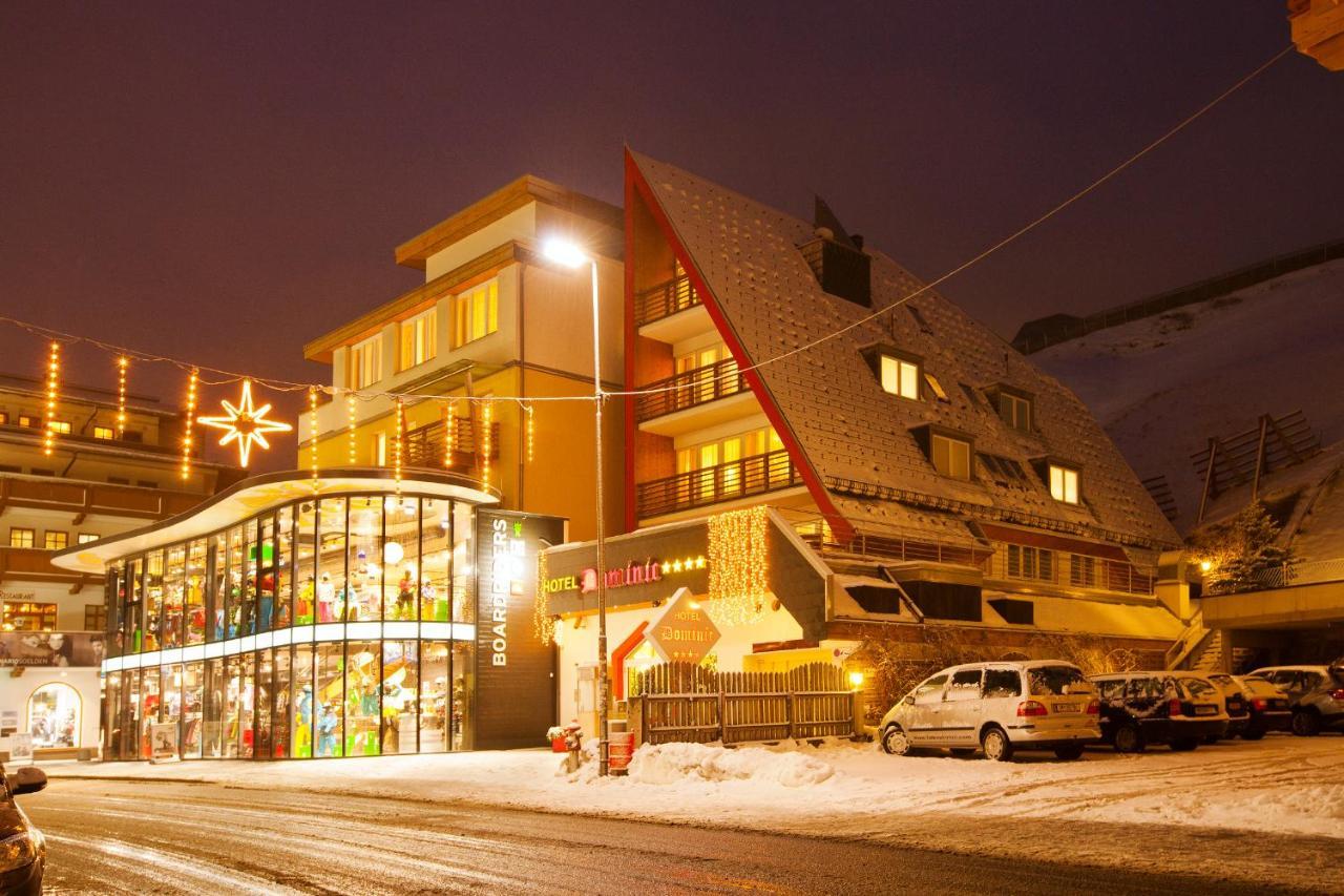 Отель  Hotel Dominic