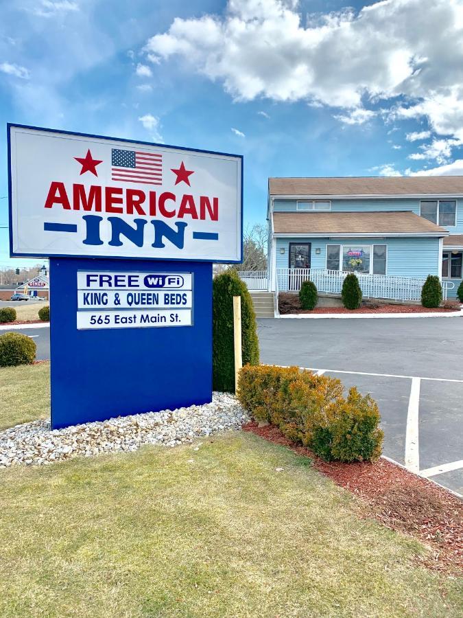 Отель  American Inn