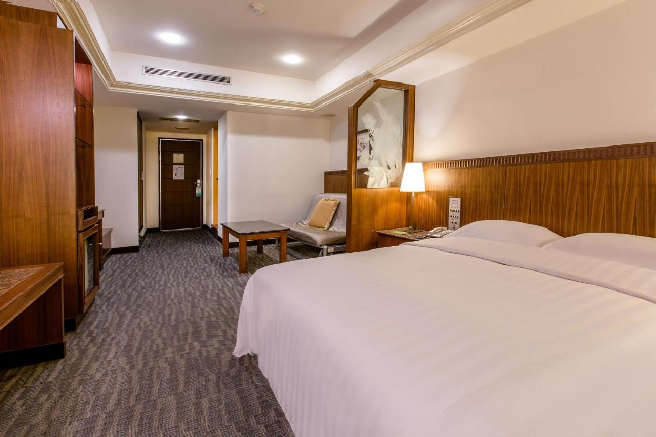 Отель  Kingshi Hotel Taipei  - отзывы Booking