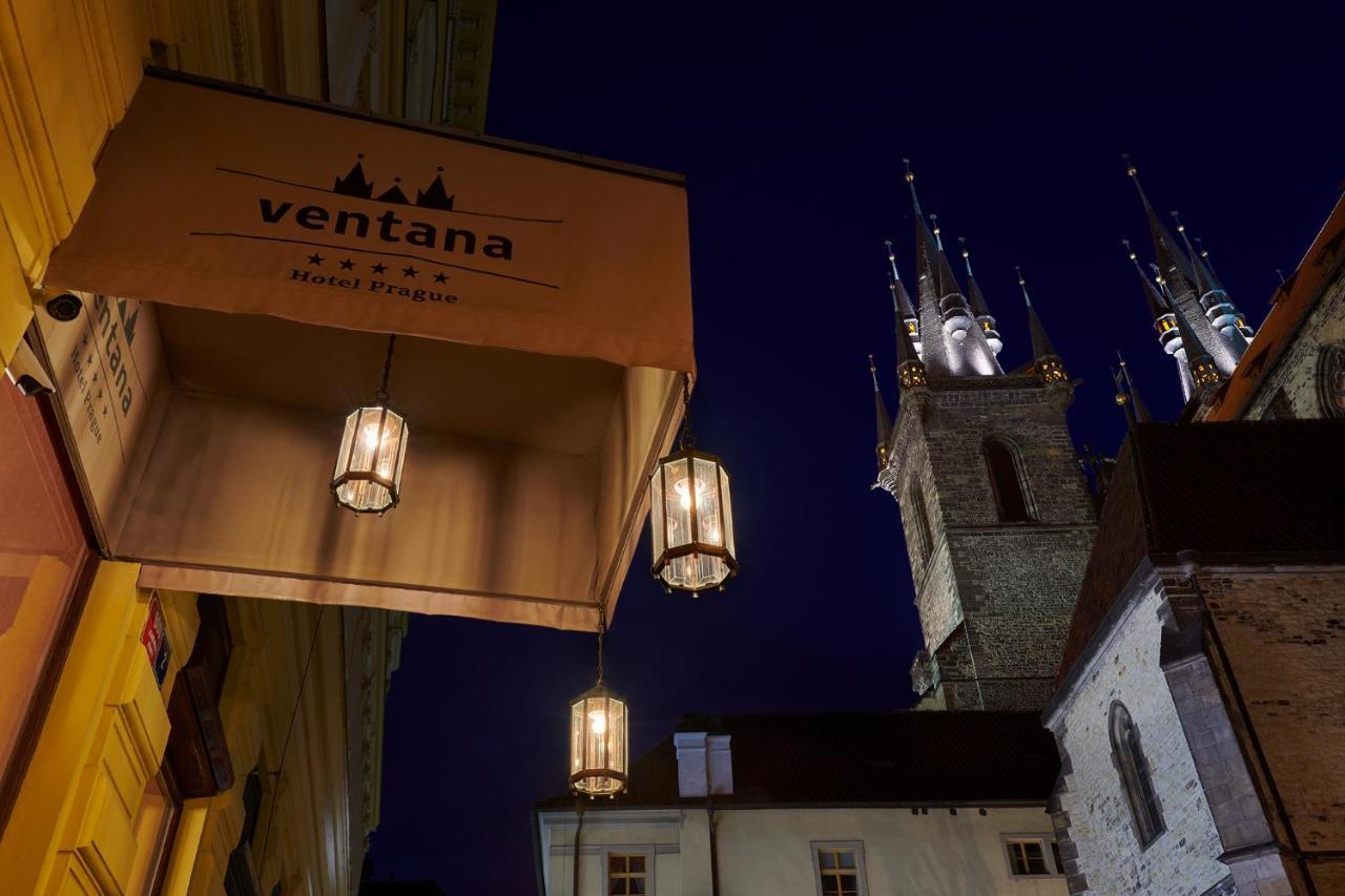 Отель  Ventana Hotel Prague