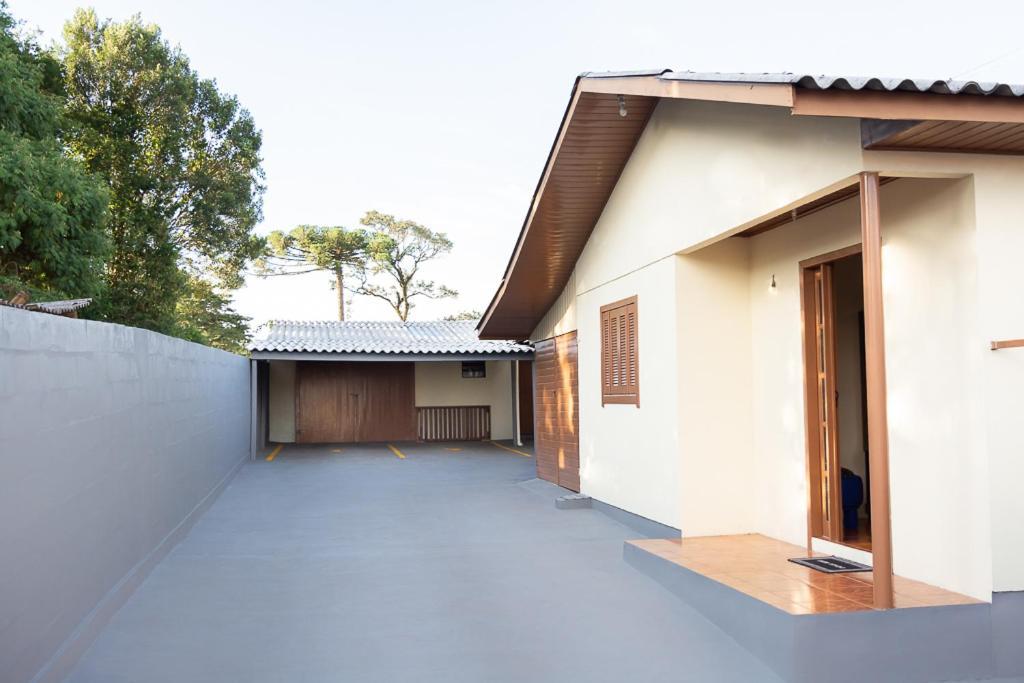 Дома для отпуска  Paradouro Padilha