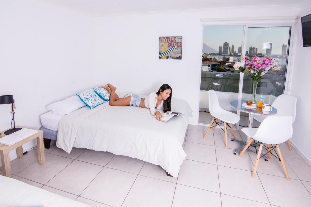 Отель Отель Apart Playa Stay Work And Play