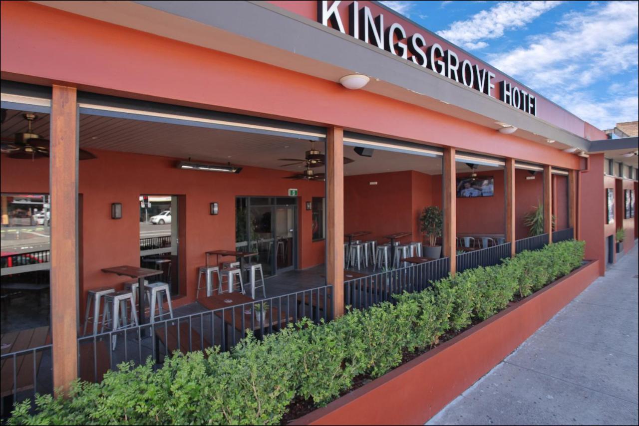 Отель  Kingsgrove Hotel  - отзывы Booking