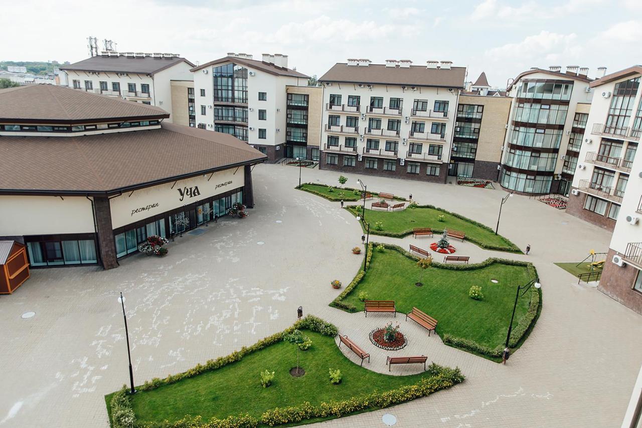 Отель  Гостиничный Комплекс Любим  - отзывы Booking