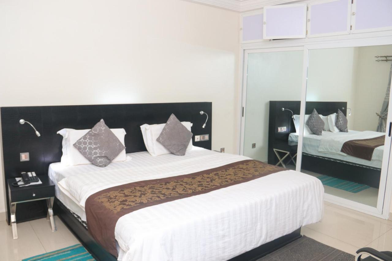 Отель  Résidence Soleil D'Afrique