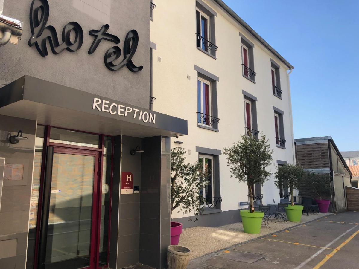 Отель Hôtel du cirque Troyes centre historique - отзывы Booking