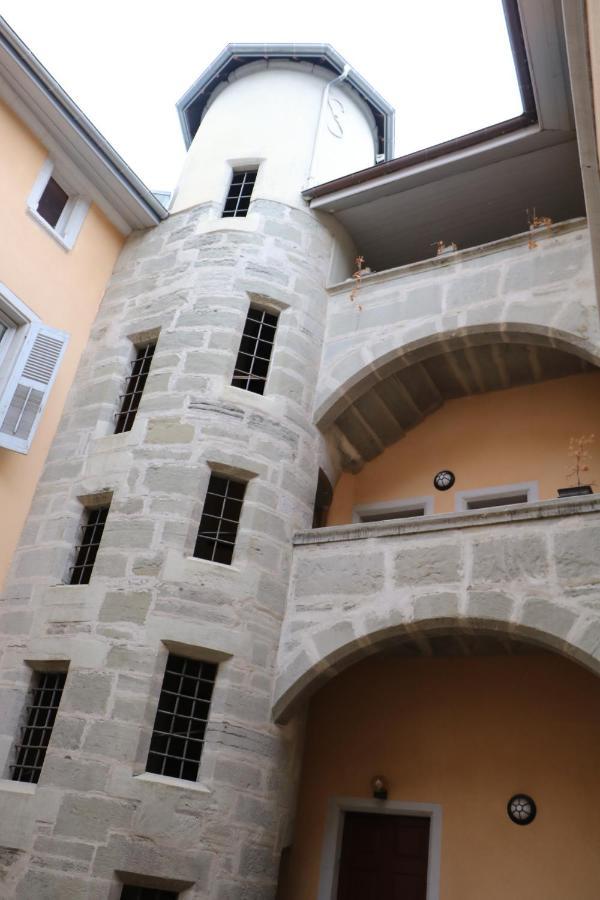 Апартаменты/квартира  Chabot De Saint Maurice Meublé De Tourisme 3***