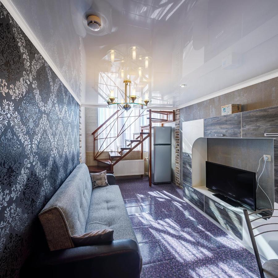 Апартаменты/квартиры  Loft Apartments On Avtozavodskaya