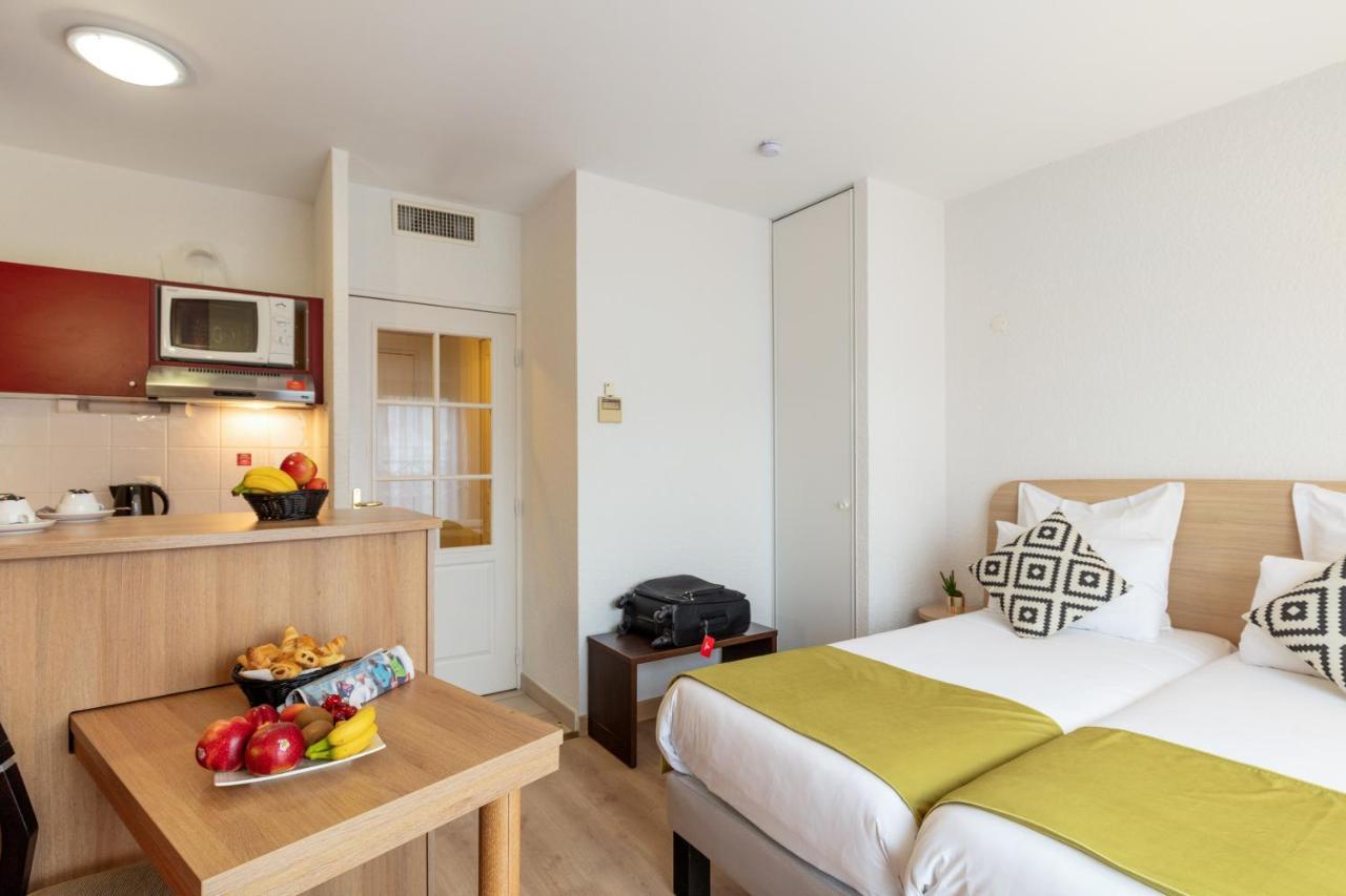 Апарт-отель  Zenitude Hôtel-Résidences Divonne Confort  - отзывы Booking
