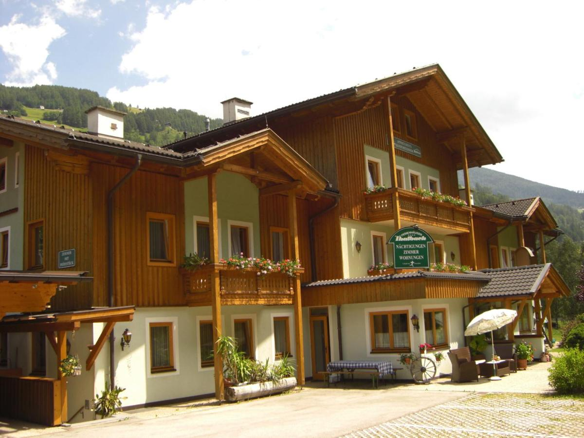 Апартаменты/квартиры  Ferienhäuser Thalbach  - отзывы Booking
